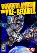 Borderlands: The Pre-Sequel dvd cover
