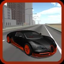 Super Sport Car Simulator dvd cover