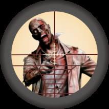 Zombie Sniper Drive dvd cover