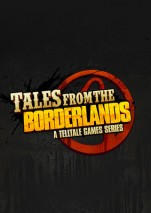Tales from the Borderlands dvd cover