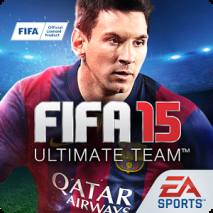 FIFA 15 Ultimate Team dvd cover