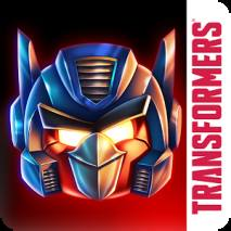 Angry Birds: Transformers dvd cover