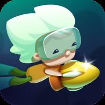Tiny Diver dvd cover