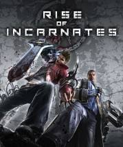 Rise of Incarnates dvd cover