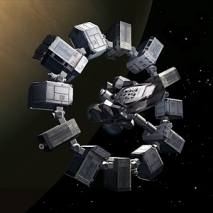 Interstellar dvd cover