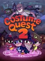 Costume Quest 2 dvd cover