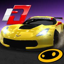 Racing Rivals dvd cover