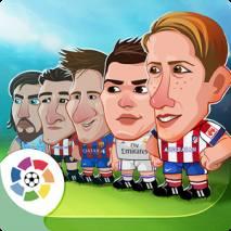 Head Soccer La Liga dvd cover