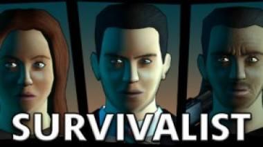 Survivalist poster