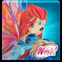 Winx Bloomix Quest dvd cover