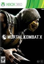 Mortal Kombat X dvd cover