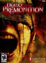 Deadly Premonition: The Director's Cut dvd cover