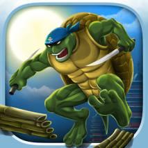 Turtle Ninja Jump Cover