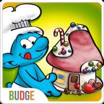 The Smurfs Bakery dvd cover
