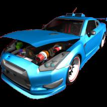 Fix My Car: Garage Wars! LITE dvd cover