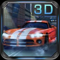 Street Thunder 3D Race dvd cover