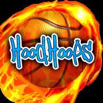 Hood Hoops Basketball Cover