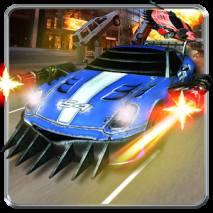 Death Moto Race 3D dvd cover