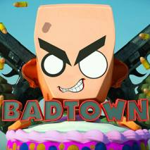 BadTown: 3D Action Shooter dvd cover