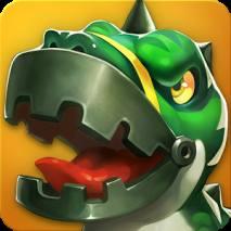Dino Empire Cover