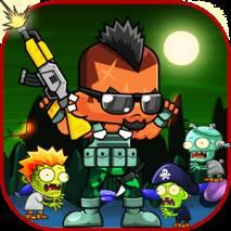 Zombie Attack dvd cover