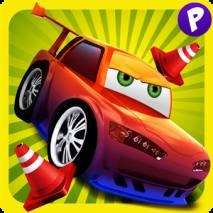 Troll Car Parking 3D dvd cover