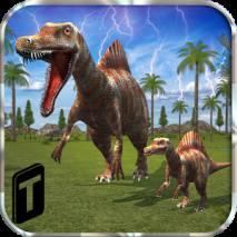 Dinosaur Revenge 3D dvd cover