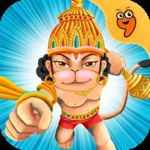 Hanuman Hero Run Cover