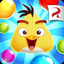 Angry Birds POP Bubble Shooter Cover