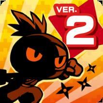 Mr.Ninja!! Fever dvd cover