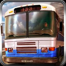 Hill Climber Bus Racing dvd cover