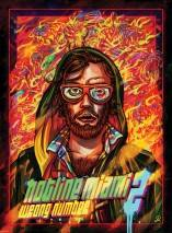 Hotline Miami 2: Wrong Number poster