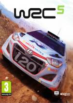 WRC 5 FIA World Rally Championship poster