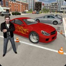 Civic Car Parking Legends dvd cover