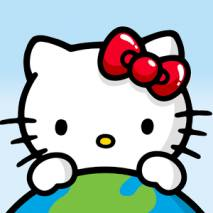 Hello Kitty World of Friends dvd cover