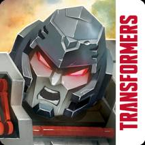 Transformers: Earth Wars Beta dvd cover