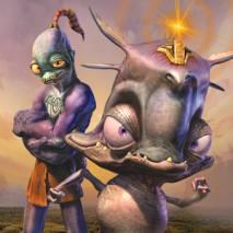 Oddworld: Munch's Oddysee dvd cover