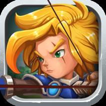 Fantasy Archery Giant Revenge dvd cover