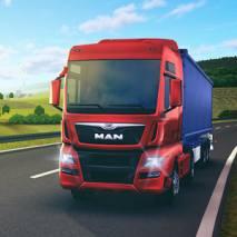 TruckSimulation 16 dvd cover