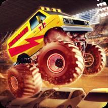 American Football Stunt Truck dvd cover
