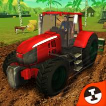Farming Simulator 3D dvd cover