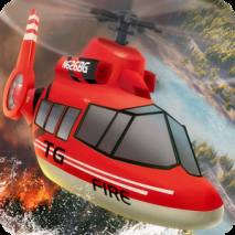 Fire Helicopter Force 2016 dvd cover