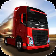 Euro Truck Driver dvd cover
