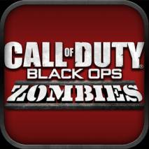 Call of Duty:Black Ops Zombies dvd cover