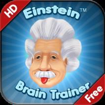 Einstein Brain Trainer Free dvd cover