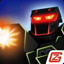 Tower Defense: Robot Wars dvd cover