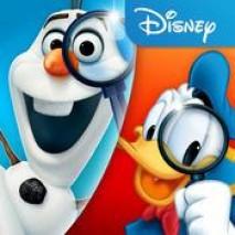 Disney Find 'n Seek dvd cover