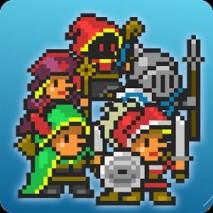 Pixel Heros: Idle RPG Cover
