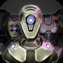 Magnobots: Endless Runner dvd cover