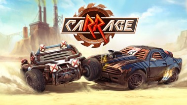 caRRage dvd cover